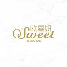 Logo O'Sweet Singapore Resmi