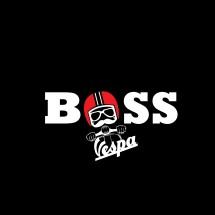 Logo Boss Vespa