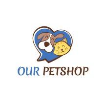Logo OUR PETSHOP