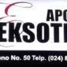 Logo Apotek Eksotika