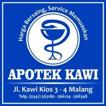 Logo Apotek Kawi Malang