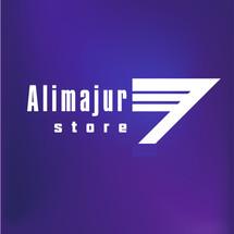 Logo Alimajur store