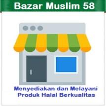 Logo BAZARMUSLIM58