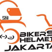 Logo BIKERS HELMET JAKARTA