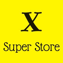 Logo X Super Store
