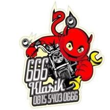 Logo 666klasik