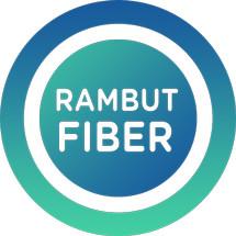Logo Rambut Fiber