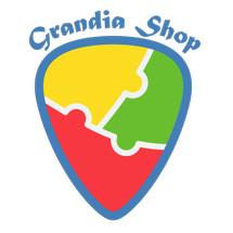 Logo Grandia Shop