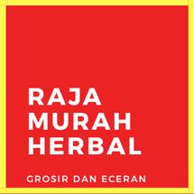 Logo Raja murah herbal