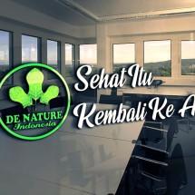 Logo Toko De Nature Ampuh
