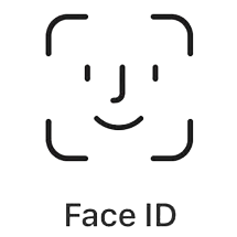 Logo Face ID