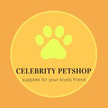 Logo celebrity petshop
