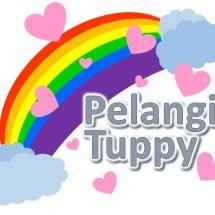 Logo Pelangi tuppy