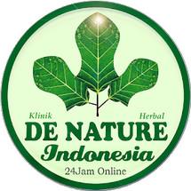 Logo Obat De Nature