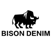 Logo BISON DENIM ORIGINAL