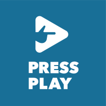Logo Press Play