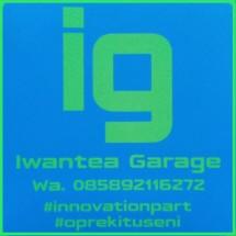 Logo iwantea garage