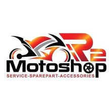 Logo R2 MOTOSHOP