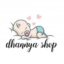 Logo dhannya shop