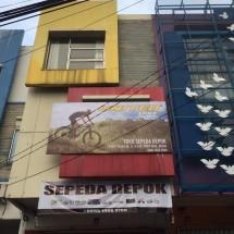 Logo Sepeda Depok