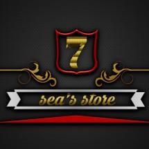 Logo 7 sea's store