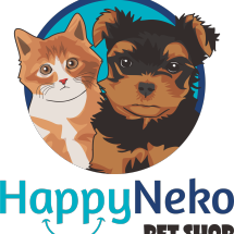 Logo HappyNeko Pet Shop