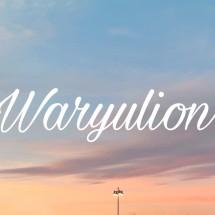 Logo Waryulion fashion