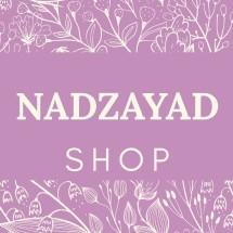 Logo nadzayad shop