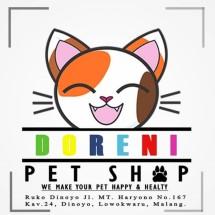 Logo Doreni Petshop