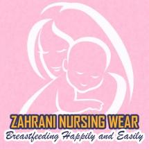 Logo Zahrani Nursing Wear