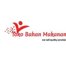Logo toko bahanmakanan