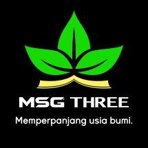Logo maulana says green