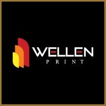Logo WELLEN PRINT