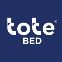 Logo Tote Bed