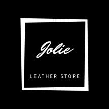 Logo jolie leather store