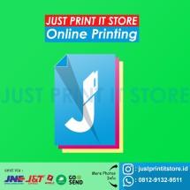 Logo Just Print It Store ID