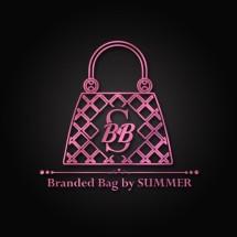 Logo Branded Bag By Summer
