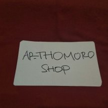 Logo Arthomoro shop