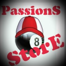 Logo Passions Store
