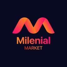 Logo MilenialMarket