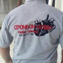 Logo Cipondoh hobby