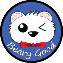 Logo Beary Good