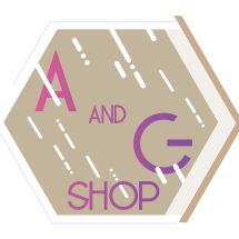 Logo A and G shop
