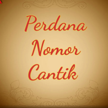 Logo Perdana Nomor