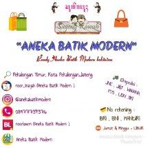 Logo Aneka Batik Modern