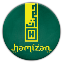 Logo Hamizan Moslem Store
