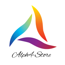 Logo Alph4-Store