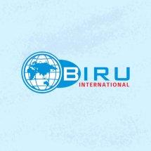 Logo Biru International