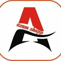 Logo azam shopp