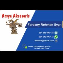 Logo ARSYA AKSESORIS